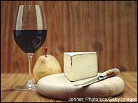 Tour de queso y vino