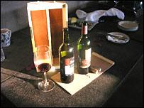 Degustacion de vinos de la Alianza Francesa de San Luis Potosi