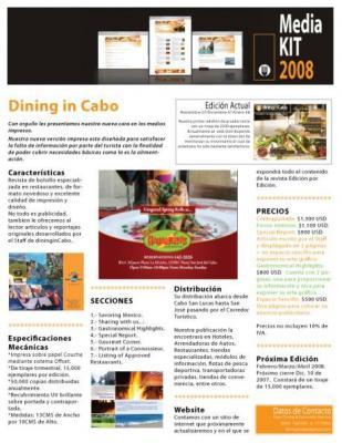 Dining in Cabo, precios interesantes