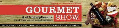 Venga al Gourmet Show 2008 en Mexico DF
